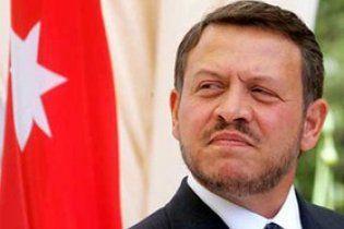 Полсотни человек напали на кортеж короля Иордании