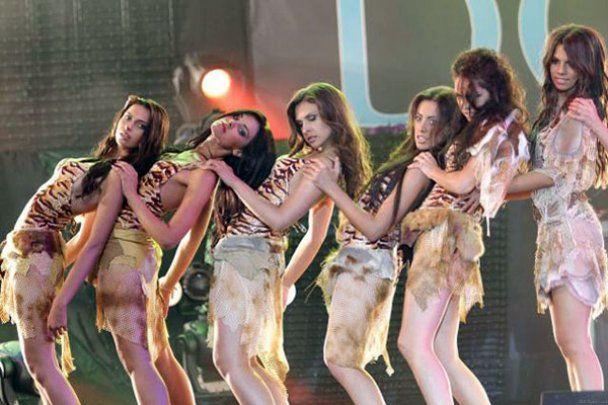 """На """"Міс Донбас Open 2011"""" перемогла 19-річна одеситка"""