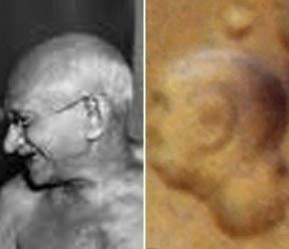 Лик Ганді на Марсі_4