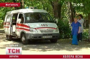 В Мариуполе снова зафиксирована холера, источник распространения вируса не найден