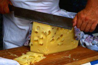 Росія забракувала український сир