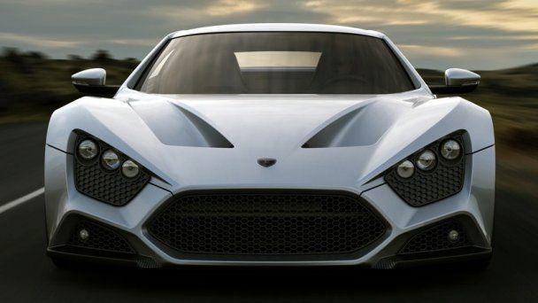 У США надійде у продаж надпотужний ексклюзивний суперкар Zenvo