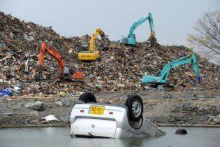 После цунами на побережье Японии нашли 12 миллионов долларов