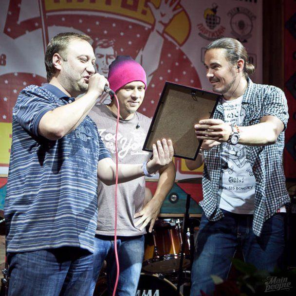 Гурт ТНМК відзначив день народження у лісі