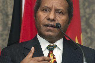 Дома у премьера Папуа-Новой Гвинеи найден труп женщины