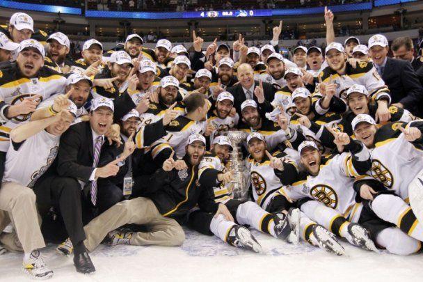 """""""Бостон"""" вперше за 39 років став володарем Кубка Стенлі"""