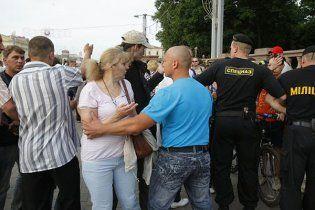 В Минске милиция задержала десятки оппозиционеров