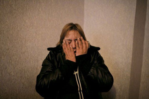 Фото з кімнати допитів в українській міліції_14
