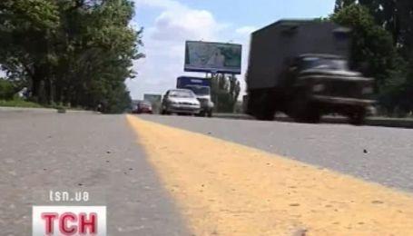 В Харькове выделили отдельные полосы для общественного транспорта