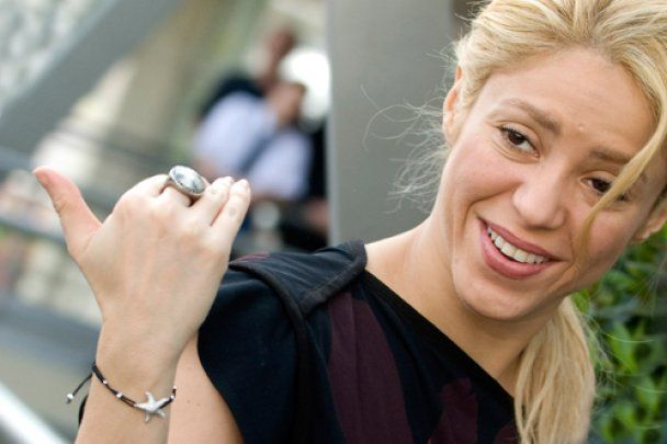 Папарацци застукали Шакиру без макияжа