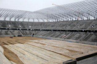 Відвідувачів євроарени у Львові годуватиме купа фаст-фудів