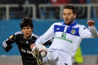 Нінкович повернувся до тренувань після травми