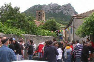 В деревне на юге Франции собираются сектанты, ожидающие Апокалипсис-2012
