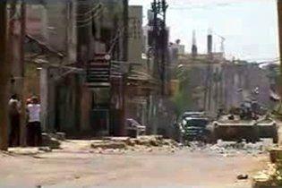 Під час штурму сирійського міста Хама загинули щонайменше 45 осіб