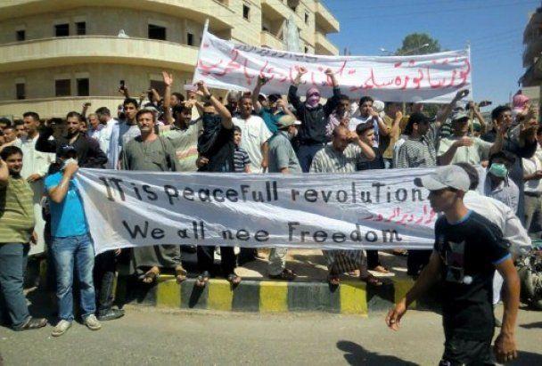 В Сирии полиция обстреляла верующих во время молитвы