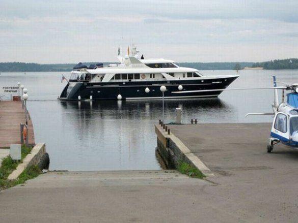 Яхта Кирила_1