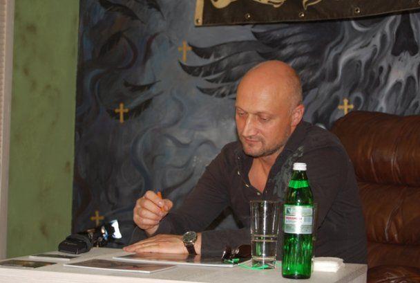 """Гоша Куценко зізнався, що він – """"блондинка"""""""