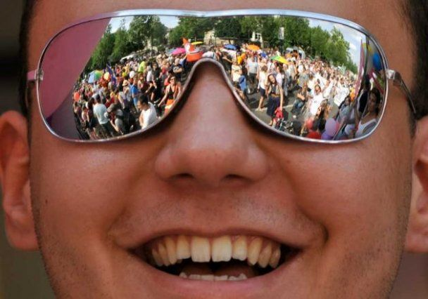 У п'яти країнах Європи пройшли масштабні гей-паради