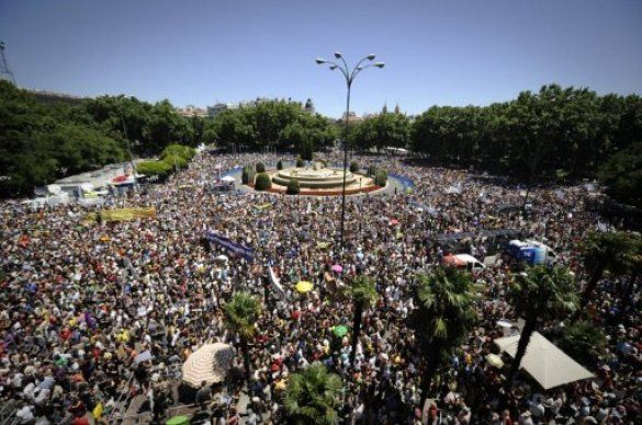 Акції протесту в Іспанії_5