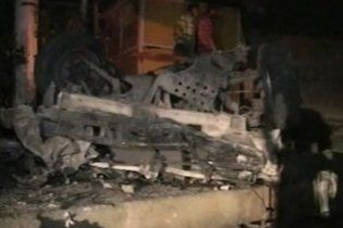 У Колумбії вибухнув замінований автомобіль: є жертви