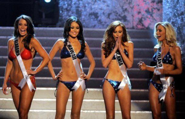 """""""Мисс США-2011"""" стала девушка из Калифорнии"""