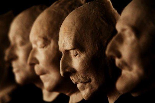 У Києві виставили посмертні маски великих українців