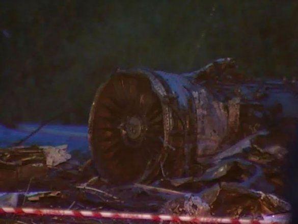Авіакатастрофа в Карелії