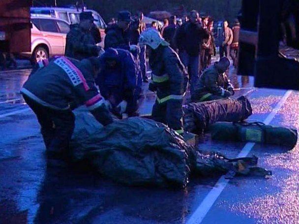 Під час авіакатастрофи в Карелії загинули 44 людини