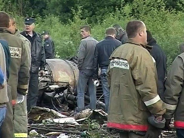 Названо три попередні версії катастрофи Ту-134 в Карелії