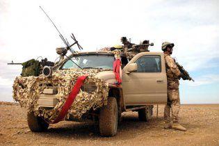 Чехія скерувала до Афганістану підрозділ елітного спецназу
