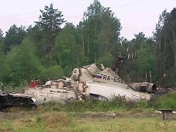Блогеров растрогал безымянный герой, который бесстрашно спасал людей из горящего Ту-134