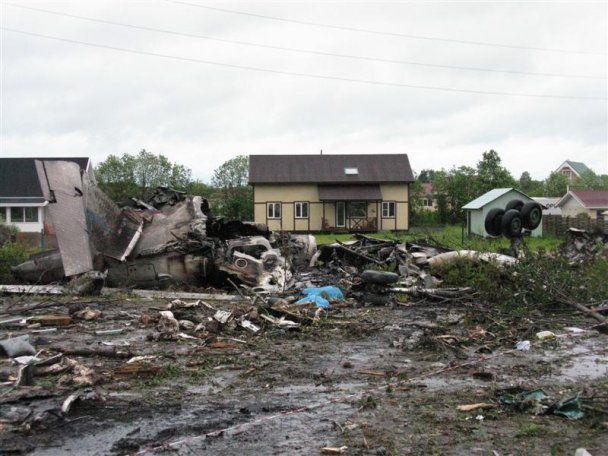 Среди погибших пассажиров Ту-134 опознаны еще двое украинцев