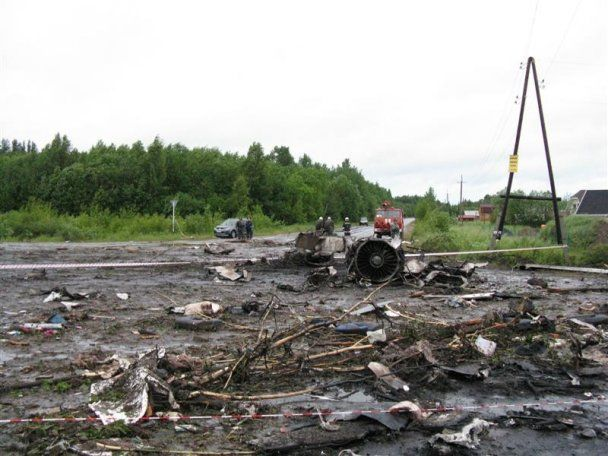 Серед загиблих пасажирів Ту-134 упізнані ще двоє українців