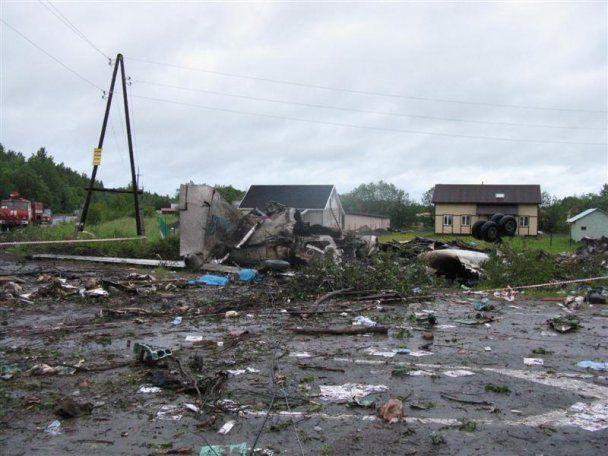 Стали відомі імена українців, які загинули під час авіакатастрофи в Карелії