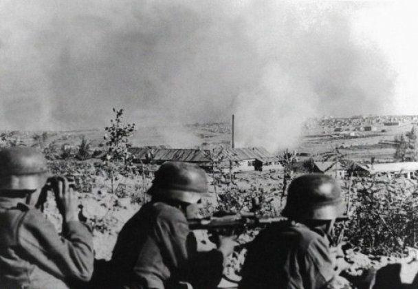 70-летие со дня нападения фашистской Германии на СССР