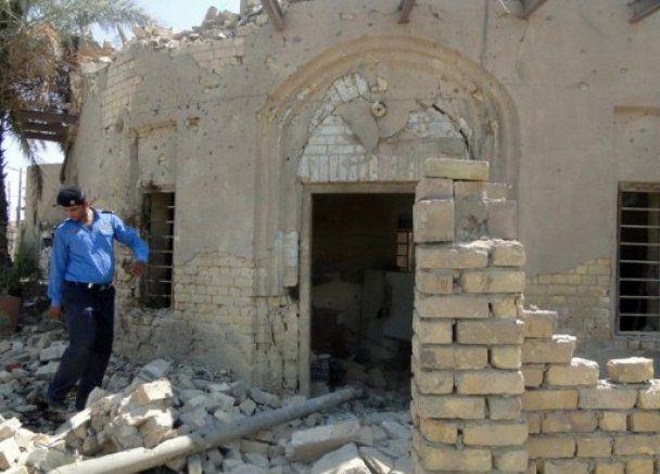 Смертники в Іраку підірвали 25 поліцейських