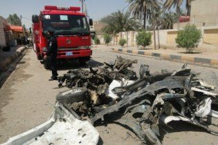 В Іраку сталася серія терактів, загинули щонайменш 17 осіб