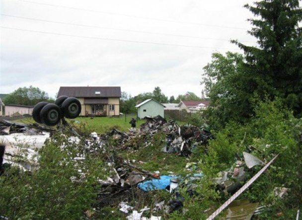 Кількість жертв авіакатастрофи в Карелії сягнула 46 осіб