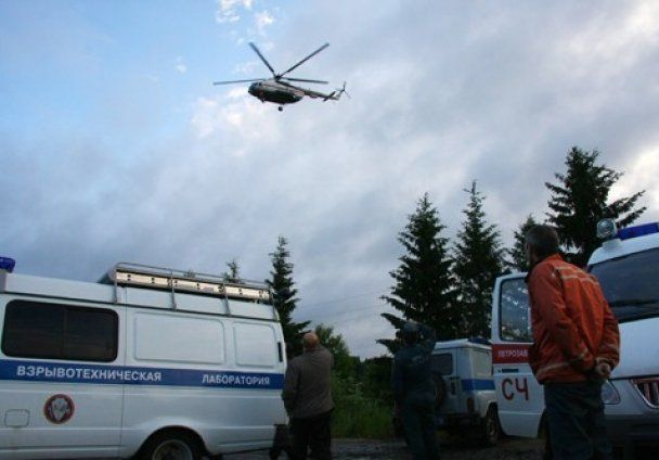 Число жертв авиакатастрофы в Карелии достигло 45 человек