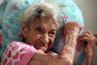 Померла найстаріша жінка на Землі, не доживши кілька тижнів до свого 115-го дня народження