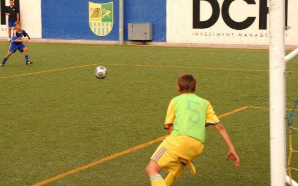 Під час футбольного марафону у Харкові забили 200 голів