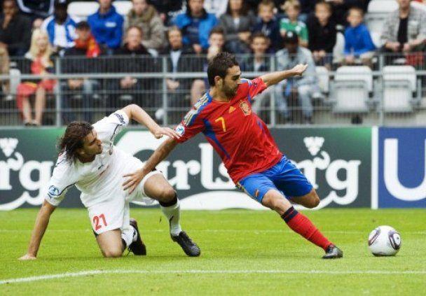 Іспанія поховала надії Білорусі на фінал чемпіонату Європи (відео)