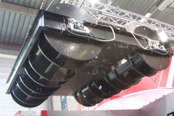 В Ле Бурже презентовали революционный летательный аппарат без крыльев