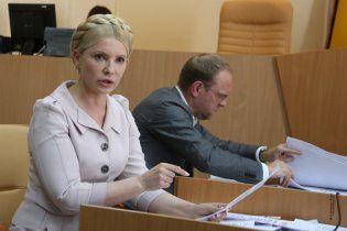 Рассмотрение дела Тимошенко отложено до субботы: у судьи нервный тик