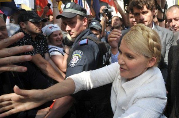 Тимошенко і Фірташа терміново викликали до американського суду