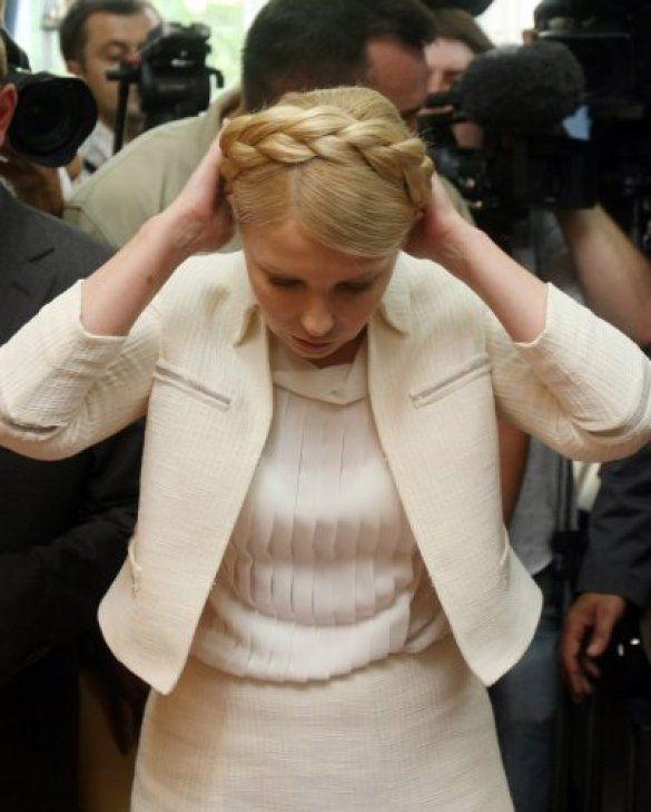 Юлія Тимошенко в Печерському суді_1