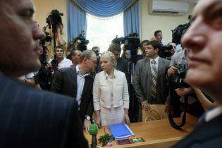 Тимошенко отпустили готовиться к допросу