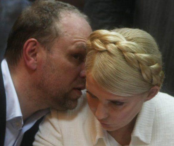 Юлія Тимошенко в Печерському суді_7