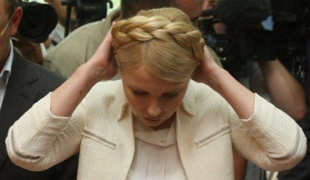 Суддя знову відмовився відсторонитися від справи Тимошенко