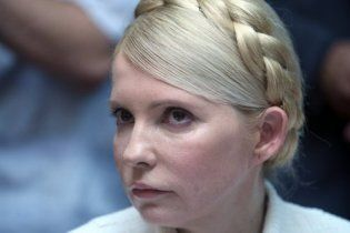 """Тимошенко назвала своего судью """"обезьяной с гранатой"""""""